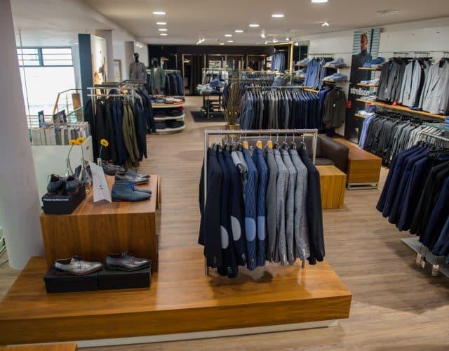 Personal Shopping Herrenabteilung Anzüge Modehaus Obermaier Moden Glonn Grafing