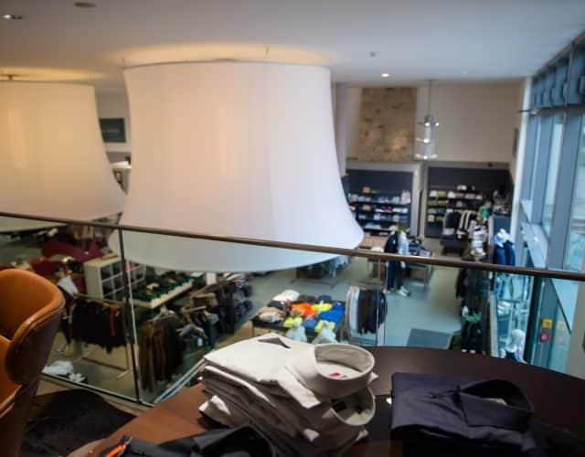 Übersicht Laden Grafing Modehaus Obermaier Moden Glonn Grafing